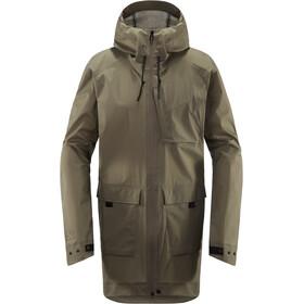 Haglöfs Nusnäs 3L Jacket Herre dune